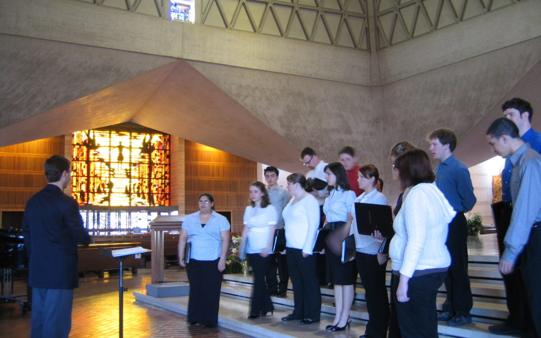 Shoreline Community College Chamber Chorale & Shoreline Singers Give Their Best Performance of the Year in San Francisco