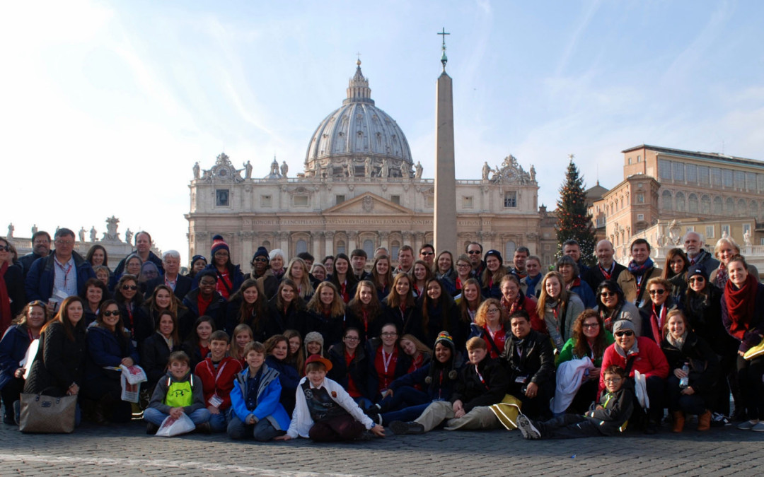 St. John the Evangelist Catholic Church Pilgrimage and Concert Tour to Rome