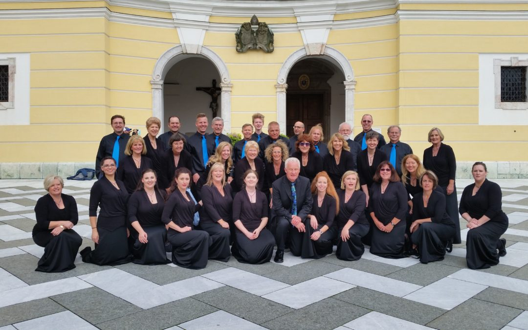 Loveland Choral Society Return from Austria