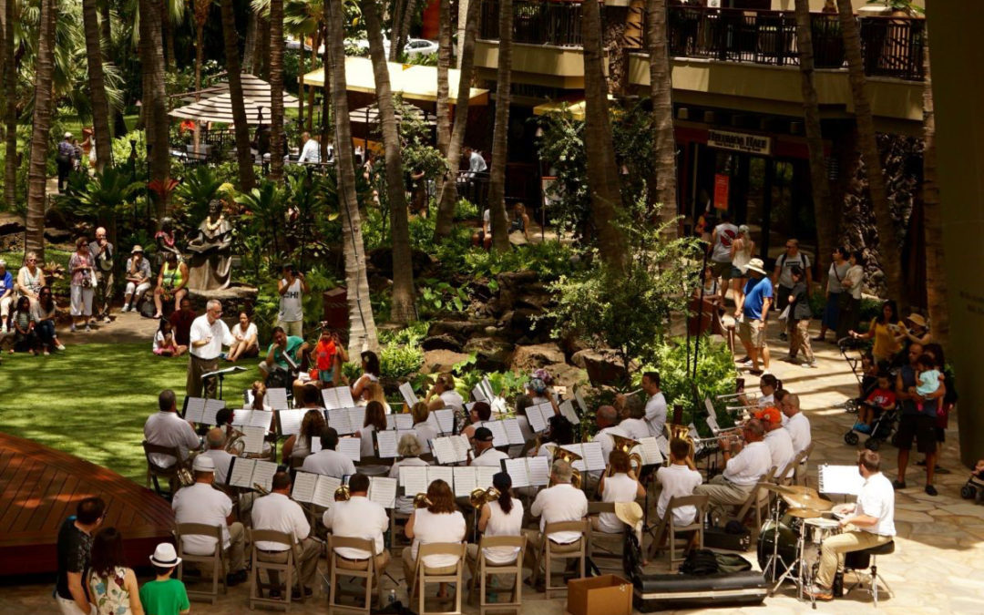 Stillwater Community Band Have a Wonderful Experience in Hawaii