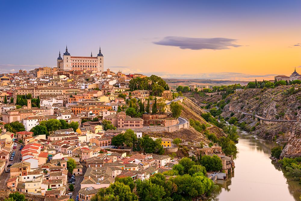 Sing and See Spain and Portugal with MCI!